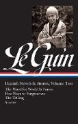 Cover-Bild zu Le Guin, Ursula K.: Ursula K. Le Guin: Hainish Novels and Stories Vol. 2 (LOA #297)