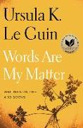Cover-Bild zu Le Guin, Ursula K.: Words Are My Matter