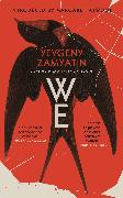 Cover-Bild zu Zamyatin, Yevgeny: We
