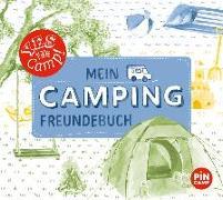 Cover-Bild zu Yes we camp! Mein Camping-Freundebuch von Gruber, Heidi
