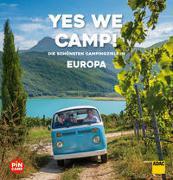 Cover-Bild zu Yes we camp! Europa von Stadler, Eva