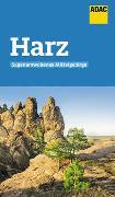 Cover-Bild zu ADAC Reiseführer Harz von Diers, Knut