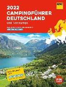 Cover-Bild zu ADAC Campingführer Deutschland/Nordeuropa 2022