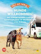 Cover-Bild zu Yes we camp! Hunde willkommen! von Mandler-Saul, Angelika