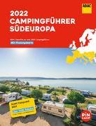 Cover-Bild zu ADAC Campingführer Südeuropa 2022
