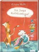 Cover-Bild zu Huth, Olivia: Ich liebe Aufräumtage! - lustiges Bilderbuch für Jungen und Mädchen ab 3