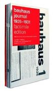 Cover-Bild zu Müller, Lars (Hrsg.): bauhaus journal 1926 - 1931