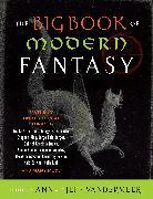 Cover-Bild zu Vandermeer, Ann: The Big Book of Modern Fantasy