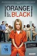Cover-Bild zu Orange Is the New Black von Kerman, Piper