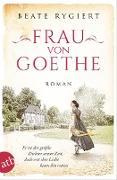 Cover-Bild zu Rygiert, Beate: Frau von Goethe (eBook)