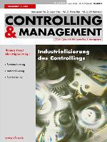 Cover-Bild zu Hess, Thomas (Hrsg.): Industrialisierung des Controlling