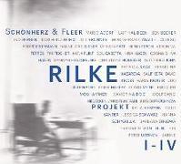 Cover-Bild zu Rilke Projekt I-IV von Schönherz & Fleer