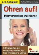 Cover-Bild zu Ohren auf! - Hörverstehen trainieren 5./6. Schuljahr