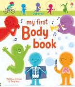 Cover-Bild zu Oldham, Matthew: My First Body Book