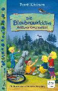 Cover-Bild zu Die Blaubeerdetektive (2), Achtung Geisterelch! (eBook) von Kivinen, Pertti