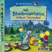 Cover-Bild zu Achtung Geisterelch! (Audio Download) von Kivinen, Pertti