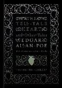 Cover-Bild zu Poe, Edgar Allan: The Tell-Tale Heart and Other Tales