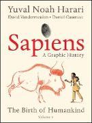 Cover-Bild zu Sapiens: A Graphic History