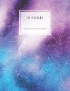 Cover-Bild zu Journal: Lined and Numbered 120 Pages with Grey Lines Letter Size 8.5 X 11 - A4 Size (Journal, Notes, Notebook, Diary, Composit von Notes, Perfect