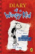 Cover-Bild zu Kinney, Jeff: Diary Of A Wimpy Kid (Book 1)