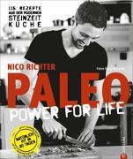 Cover-Bild zu Richter, Nico: PALEO power for life