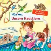 Cover-Bild zu Trapp, Kyrima: Hör mal: Unsere Haustiere