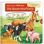 Cover-Bild zu Trapp, Kyrima: Mein erstes Hör mal (Soundbuch ab 1 Jahr): Die Bauernhoftiere