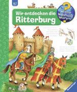Cover-Bild zu Trapp, Kyrima: Wir entdecken die Ritterburg