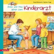 Cover-Bild zu Hämmerle, Susa: Anna und Max gehen zum Kinderarzt