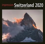 Cover-Bild zu Cal. Impression Switzerland Ft. 30x30 2020