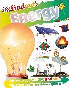 Cover-Bild zu DKfindout! Energy von Dodd, Emily