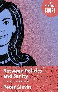 Cover-Bild zu Between Politics and Sanity (eBook) von Slevin, Peter