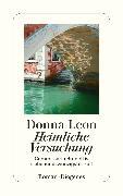 Cover-Bild zu Leon, Donna: Heimliche Versuchung (eBook)