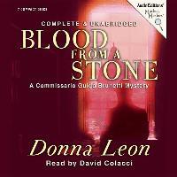 Cover-Bild zu Leon, Donna: Blood from a Stone