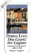 Cover-Bild zu Leon, Donna: Das Gesetz der Lagune (eBook)
