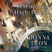 Cover-Bild zu Leon, Donna: Friends in High Places