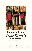Cover-Bild zu Leon, Donna: Feine Freunde