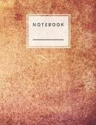 Cover-Bild zu Notebook: Lined and Numbered 120 Pages with Grey Lines Letter Size 8.5 X 11 - A4 Size (Journal, Notes, Notebook, Diary, Composit von Notes, Perfect