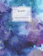 Cover-Bild zu Diary: Lined and Numbered 120 Pages Size 8.5 X 11 - A4 Size (Journal, Notes, Notebook, Composition Book) Soft Cover von Notes, Perfect