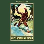 Cover-Bild zu Auf fremden Pfaden (Audio Download) von May, Karl