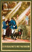 Cover-Bild zu Der blaurote Methusalem (eBook) von May, Karl