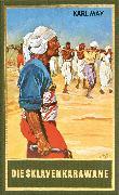 Cover-Bild zu Die Sklavenkarawane (eBook) von May, Karl