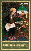 Cover-Bild zu Professor Vitzliputzli (eBook) von May, Karl