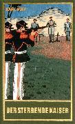 Cover-Bild zu Der sterbende Kaiser (eBook) von May, Karl