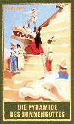 Cover-Bild zu Die Pyramide des Sonnengottes (eBook) von May, Karl