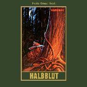 Cover-Bild zu Halbblut (Audio Download) von May, Karl