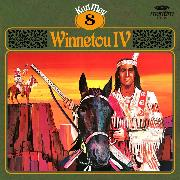 Cover-Bild zu Karl May, Grüne Serie, Folge 8: Winnetou IV (Audio Download) von May, Karl