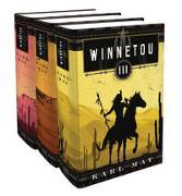 Cover-Bild zu Winnetou I-III (3 Bände) von May, Karl