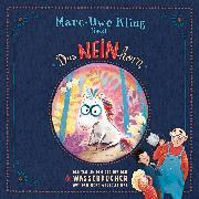 Cover-Bild zu Kling, Marc-Uwe: Das NEINhorn, Der Tag, an dem der Opa den Wasserkocher auf den Herd gestellt hat