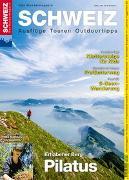 Cover-Bild zu Redaktion Wandermagazin SCHWEIZ: Pilatus